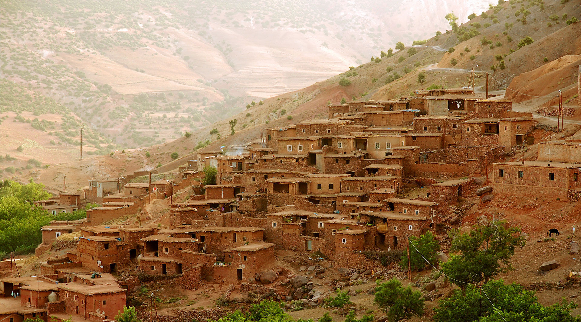 Full Day trip To Ourika Valley And The High Atlas Mountains