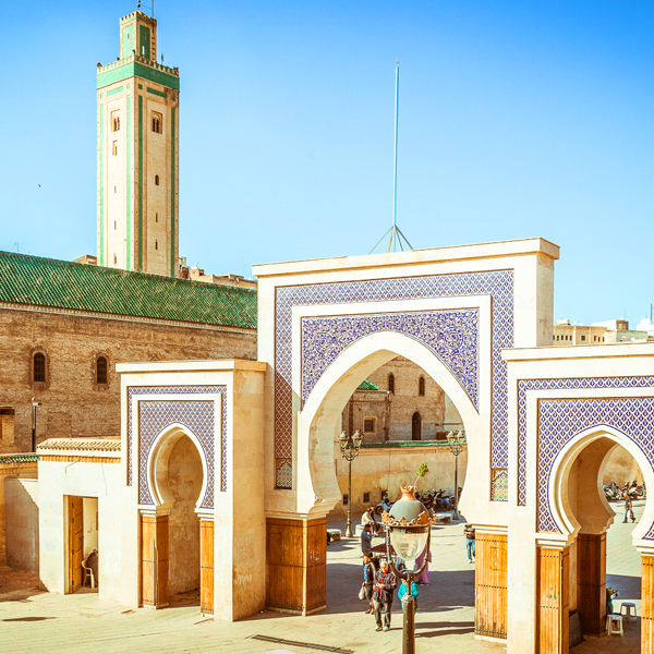 8 Days Tour From Casablanca to Marrakech via Chefchaouen and fes