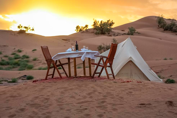 5 Days Tour From Marrakech Nomad Experience, Merzouga