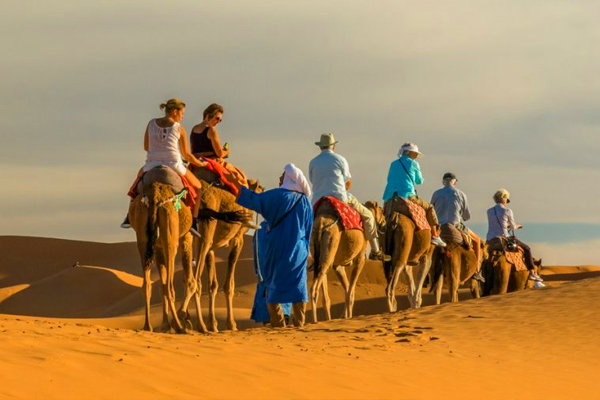 8 Days Tour to Merzouga and Visit Nomads from Marrakech