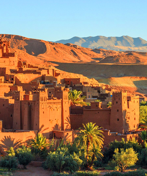 Full Day trip To Ouarzazate And Ait Ben Haddou Old Kasbahs